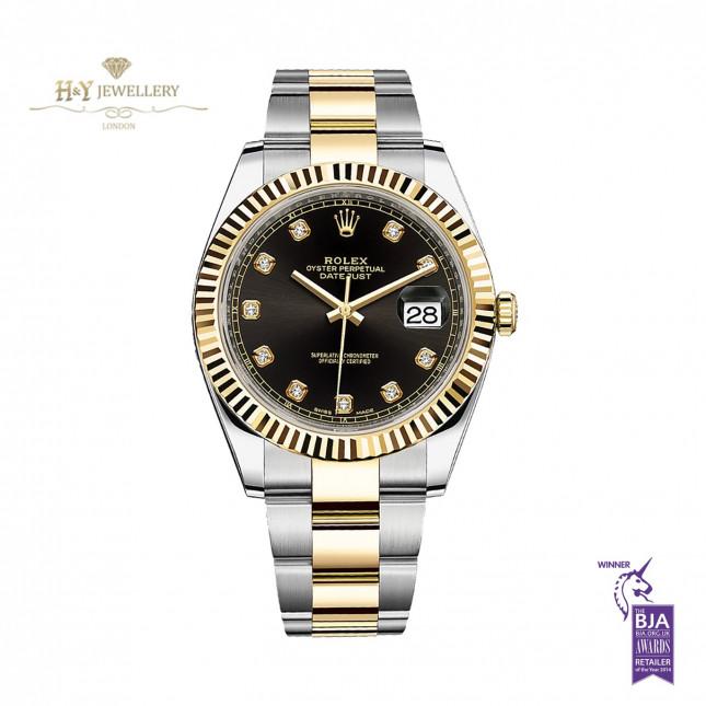 Rolex DateJust Two Tone - ref 126333