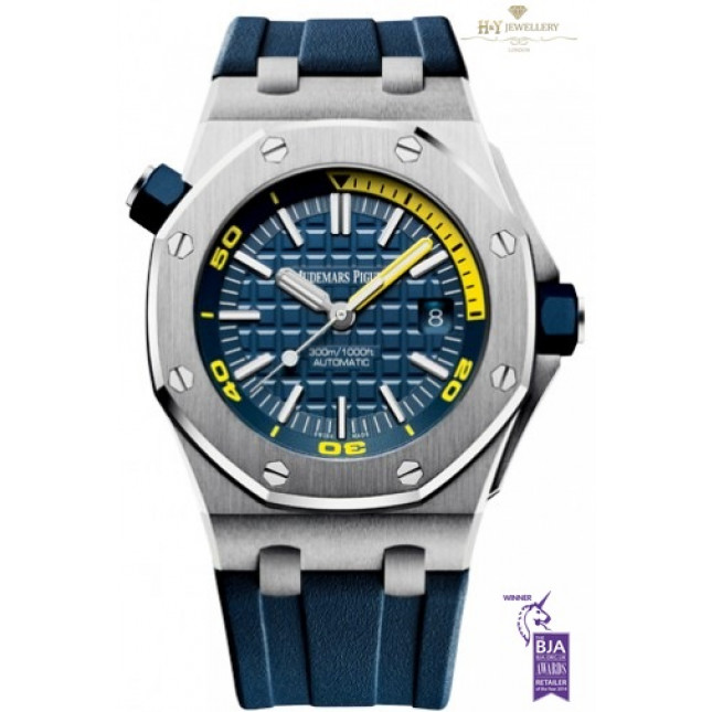 Audemars Piguet Royal Oak Offshore Diver  Steel - 15710ST.OO.A027CA.01