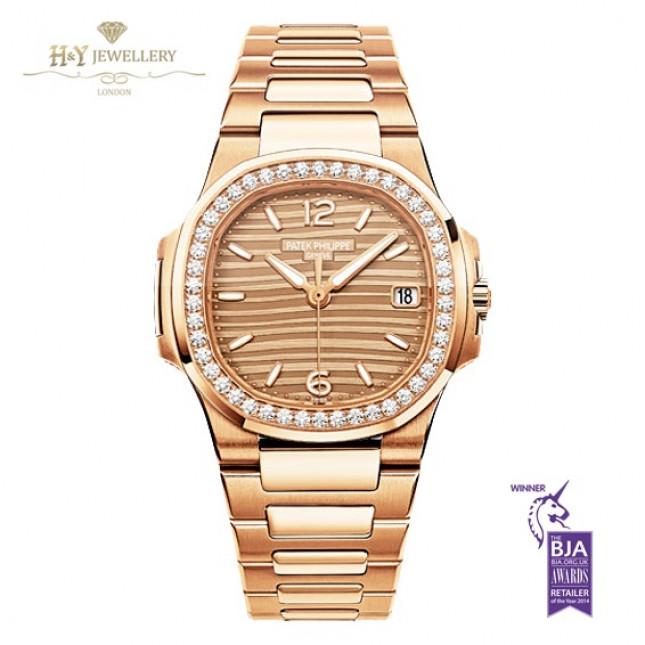 Patek Philippe Nautilus Rose Gold - ref 7010/1R-012