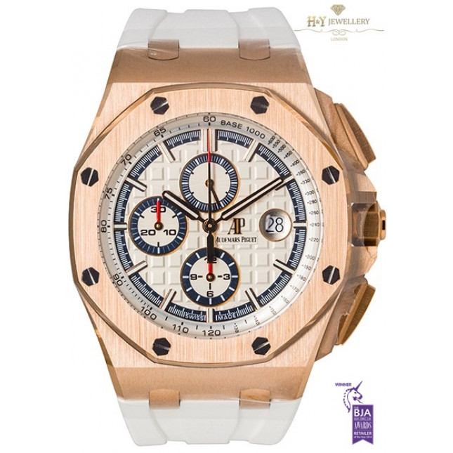 Audemars Piguet Royal Oak Offshore Chronograph Summer Limited Edition of 500 pieces rose gold - ref 26408OR.OO.A010CA.01.99