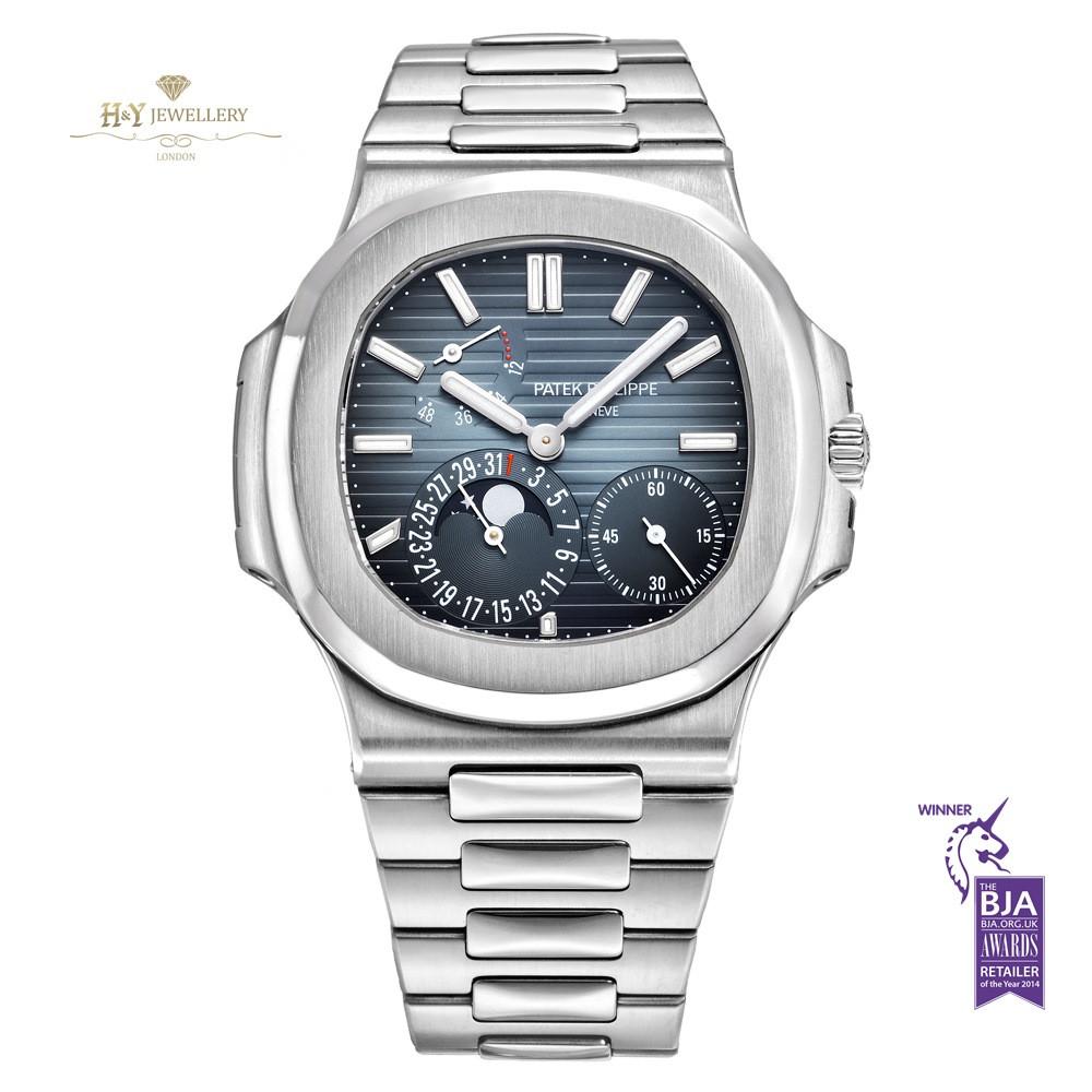 Patek Philippe Nautilus Steel - ref 5712/1A-001