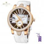 Ulysse Nardin Dual Time Executive Rose Gold - ref 246-10B/30-05