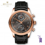 IWC Portuguese Chronograph Rose gold - ref IW390405