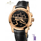 Ulysse Nardin Hourstriker Oil Pump Force Rose gold Limited edition of 5 pieces - ref 6106-131/E2-oil