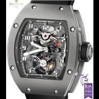 Richard Mille V2 Tourbillion Platinum - ref RM002