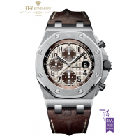Audemars Piguet Royal Oak Offshore Chronograph 'Safari'  Steel - ref 26470ST.OO.A801CR.01