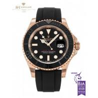 Rolex Yacht Master Ever Rose - ref 116655