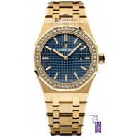 Audemars Piguet Royal Oak Yellow Gold - ref 67651BA.ZZ.1261BA.02