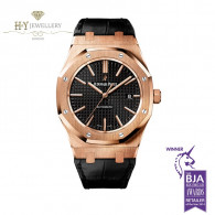 Audemars Piguet Royal Oak Rose Gold - ref 15400OR.OO.D002CR.01