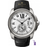Cartier Calibre De Cartier Steel - ref W7100037