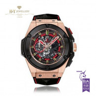 Hublot Big Bang King Power 'UEFA EURO 2012 POLAND' Rose gold - ref 716.OM.1129.HR.EUP12- Price Inc VAT