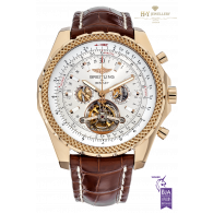 Breitling Mulliner Tourbillon Rose Gold for Bentley - ref H18841TA/G602