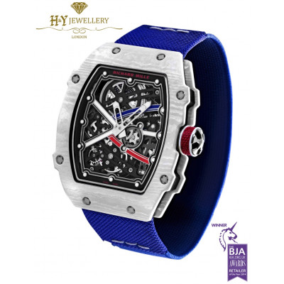 Richard Mille Automatic Winding Extra Flat RM67-02 (ALEXIS PINTURAULT)