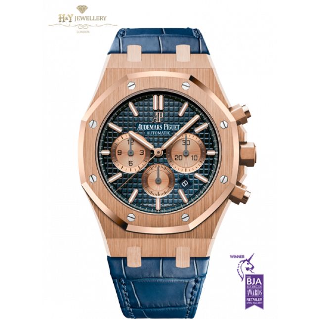 Audemars Piguet Royal Oak Chronograph Rose Gold - ref 26331OR.OO.D315CR.01