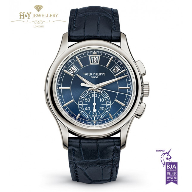Patek Philippe Complications Platinum - ref 5905P-001