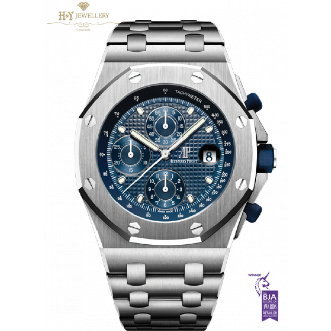 Audemars Piguet Royal Oak Offshore Chronograph Steel 25th Anniversary  - ref 26237ST.OO.1000ST.01