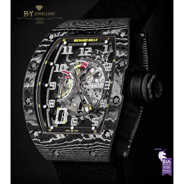 Richard Mille Limited Edition of 50 pieces Boutique Edition NTPT -ref RM030
