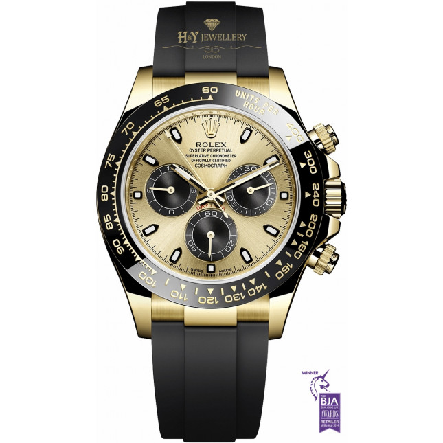 Rolex Daytona Yellow Gold - ref 116518LN