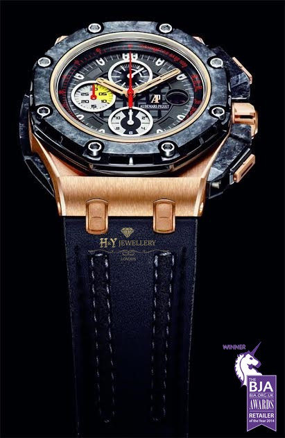 Audemars Piguet Royal Oak Offshore Grand Prix Rose Gold Ref