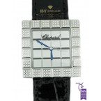 Chopard Montre Ice Cube White Gold with Diamonds - ref 136858-1009