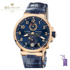 Ulysse Nardin Marine Chronometer Rose Gold - 1186-126