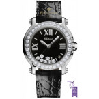 Chopard Happy Sport Steel with Diamonds - ref 278475-3048