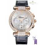 Chopard Imperiale Chronograph Rose Gold with Diamonds - ref 384211-5003