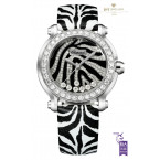 Chopard Happy Sport Zebra White Gold with diamonds Limited Edition of 100 pieces - ref 278475-2003