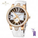 Ulysse Nardin Dual Time Executive Rose Gold - ref 246-10B/30-05