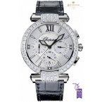 Chopard Imperiale Chronograph with Diamonds White Gold - ref 384211-1001