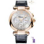 Chopard Imperiale Chronograph Rose Gold - ref 384211-5001