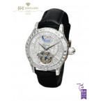 Chopard L.U.C Tourbillon Diamond Watch Limited Edition of 25 pieces White gold -  ref 171914-1001