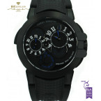 Harry Winston Ocean Dual Time Black Edition DLC - ref OCEATZ44ZZ007