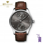 IWC Portuguese Regulator White Gold - ref IW544404