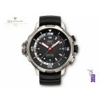 IWC Aquatimer Deep Three Titanium - ref IW355701
