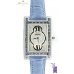 Chopard White Gold With Diamonds and Pastel Blue Sapphires - ref  173560-1009