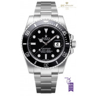 Rolex Submariner Ceramic and Steel – ref 116610LN