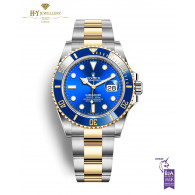Rolex Submariner Date Oyster Steel and Yellow Gold - ref 116613LB