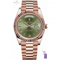 Rolex Day-Date Rose Gold - ref 228235