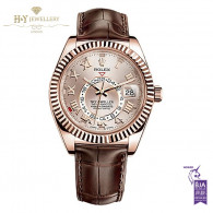 Rolex Sky-Dweller Rose Gold [ DISCONTINUED ] - ref 326135