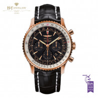 Breitling Navitimer Rose Gold Limited Edition of 250 pieces - ref RB0127E6/BF16