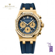 Audemars Piguet Royal Oak Offshore Chronograph Yellow Gold Limited Edition of 100 - ref 26231BA.ZZ.D027CA.01