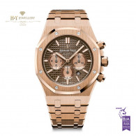 Audemars Piguet Royal Oak Chronograph Rose Gold - 26331OR.OO.1220OR.02