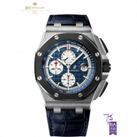 Audemars Piguet Royal Oak Offshore Chronograph Platinum and Ceramic DISCONTINUED - ref 26401PO.OO.A018CR.01