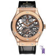 Hublot Classic Fusion Tourbillon Rose gold - ref 505.OX.0180.LR