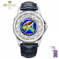 Patek Philippe World Time White Gold - ref 5131G-001 [ Discontinued ]