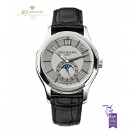 Patek Philippe Complications Annual Calendar White gold - ref 5205G-001