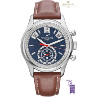 Patek Philippe Complications Annual Calendar Flyback Chronograph White Gold - ref 5960/01G-001