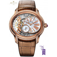 Audemars Piguet Millenary Hand-Wound Rose Gold - ref 77247OR.ZZ.A812CR.01