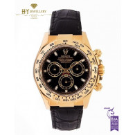 Rolex Daytona Yellow Gold - ref 116518